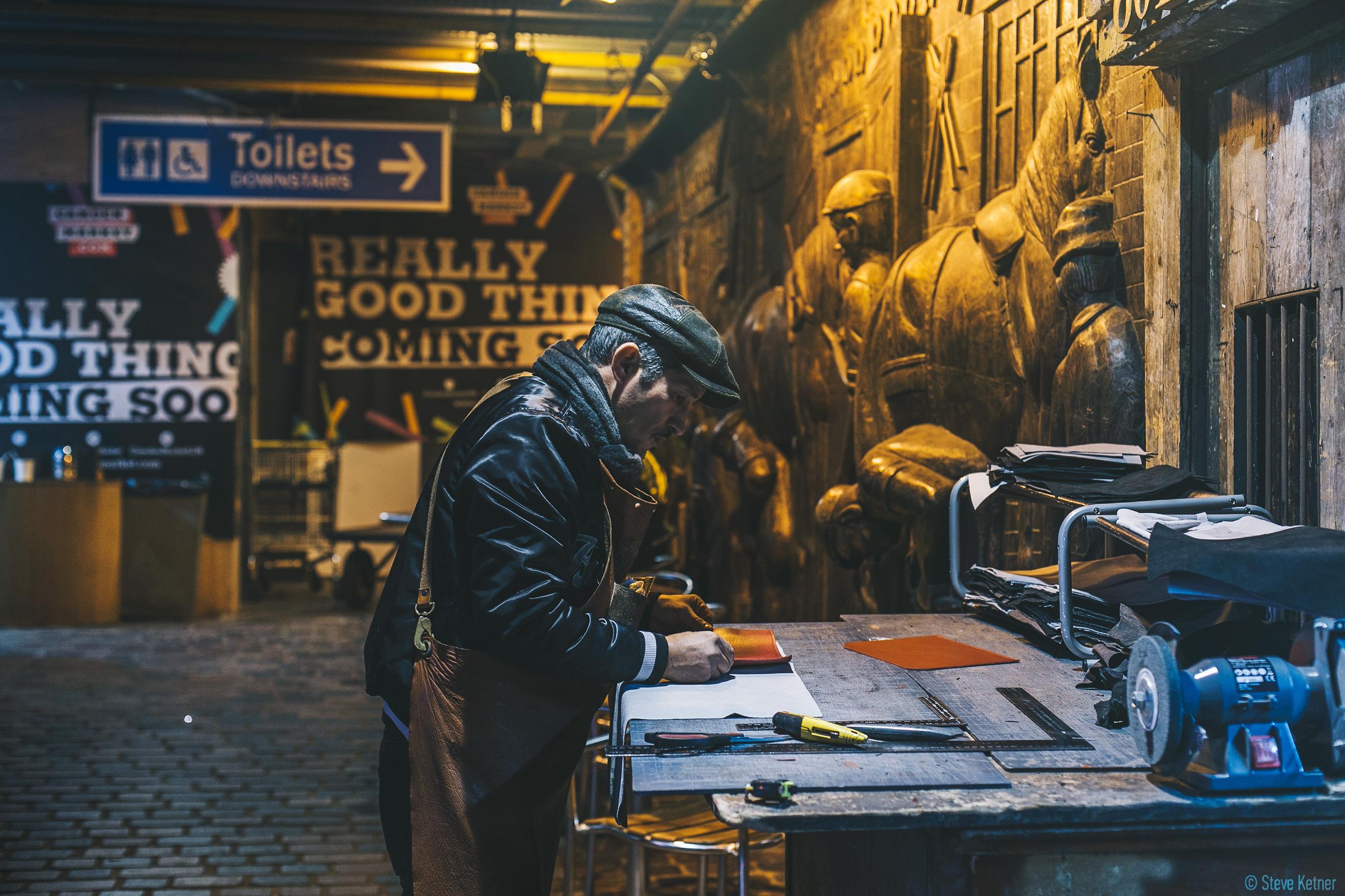 Steve Ketner - Camden Town, London