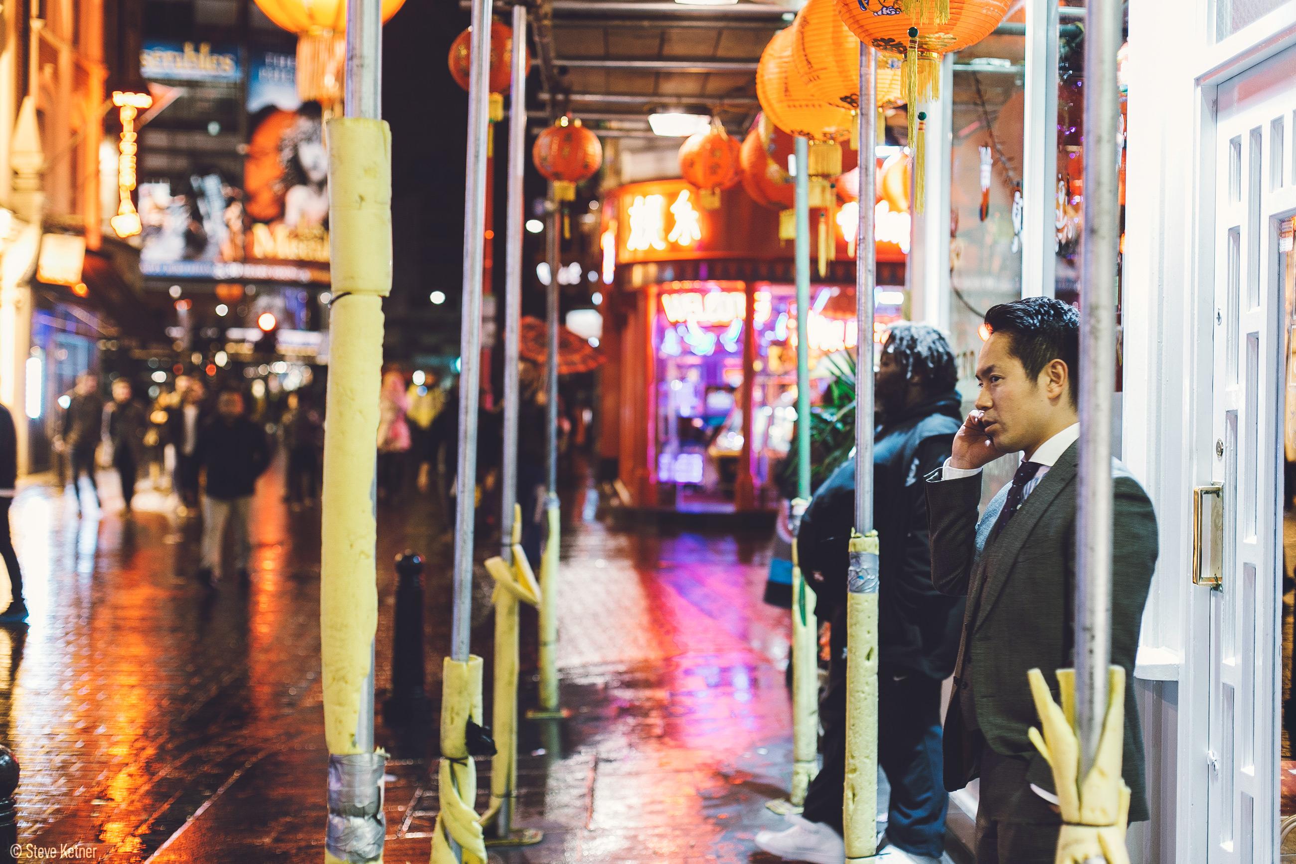 Steve Ketner - Chinatown, London
