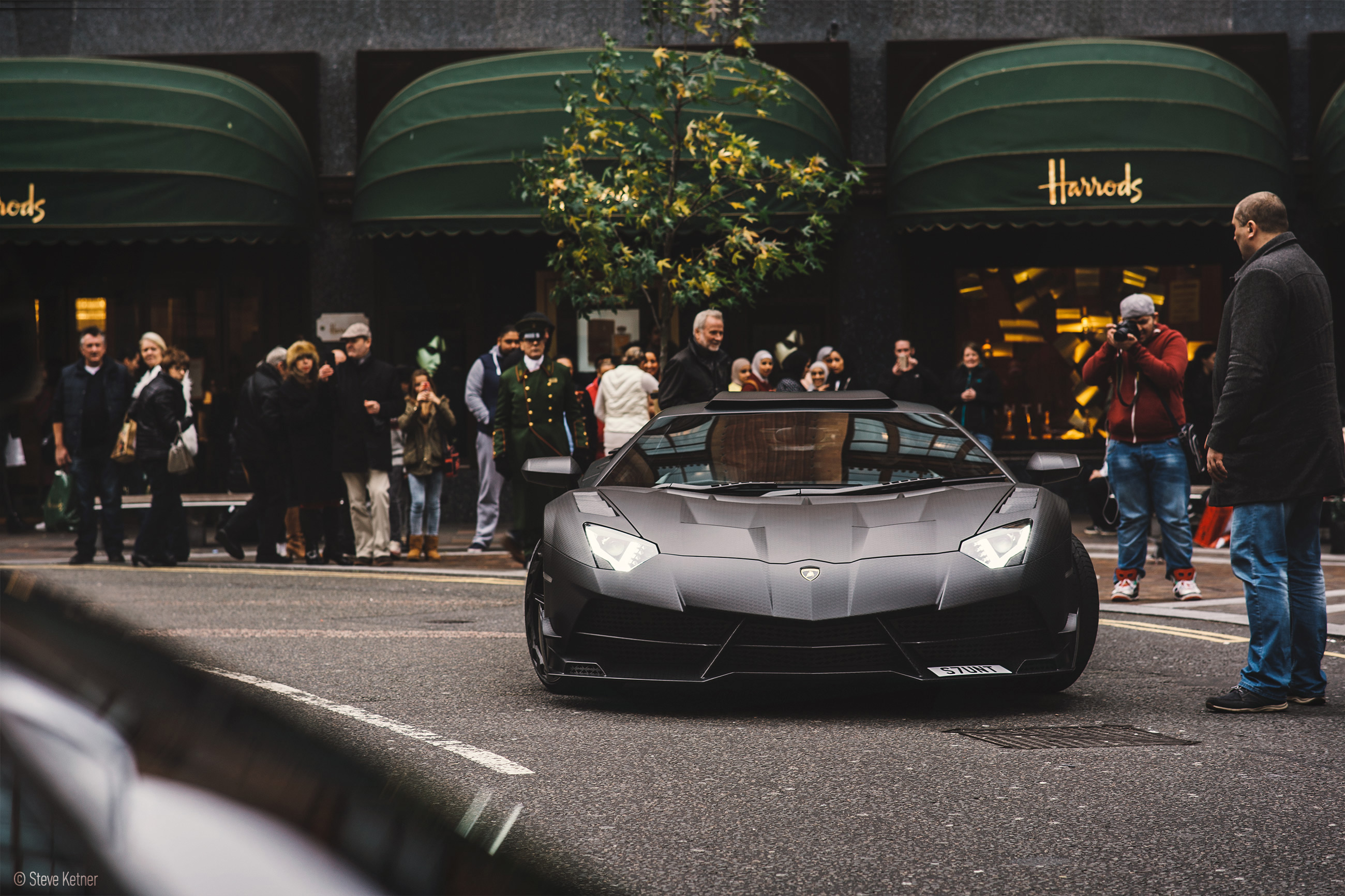 Steve Ketner - James Stunt £3.1 million Lamborghini