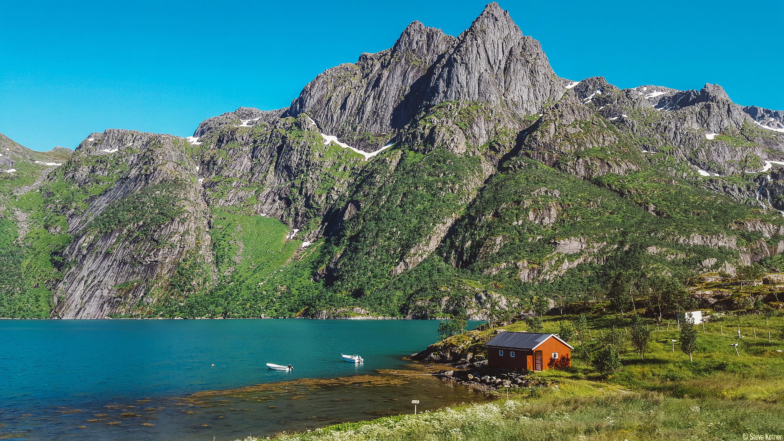 Steve Ketner - Laupstad City - Troms, Norway