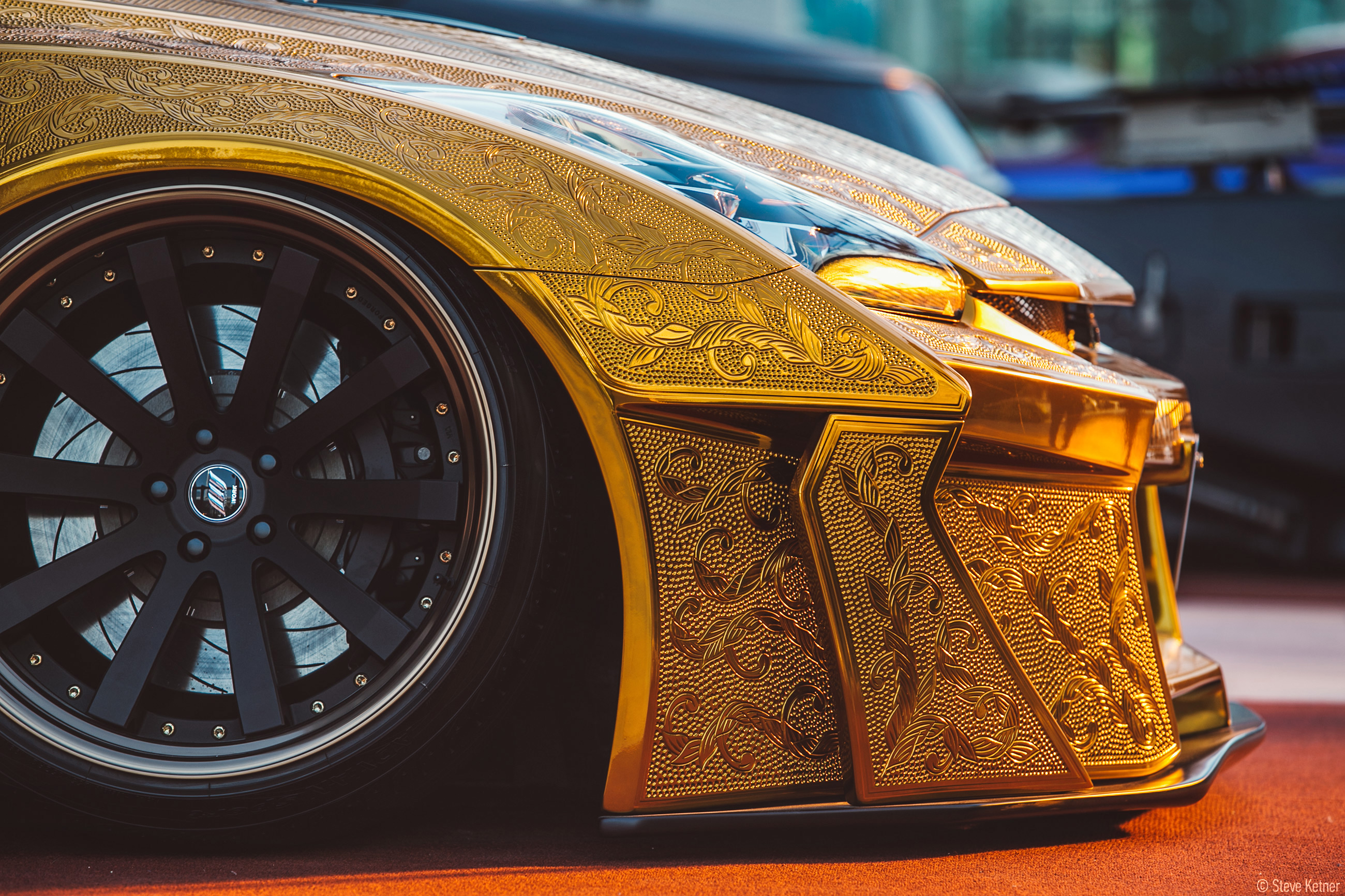 Steve Ketner - Nissan R35 GT-R by Kuhl-racing - kuhl-racing.com