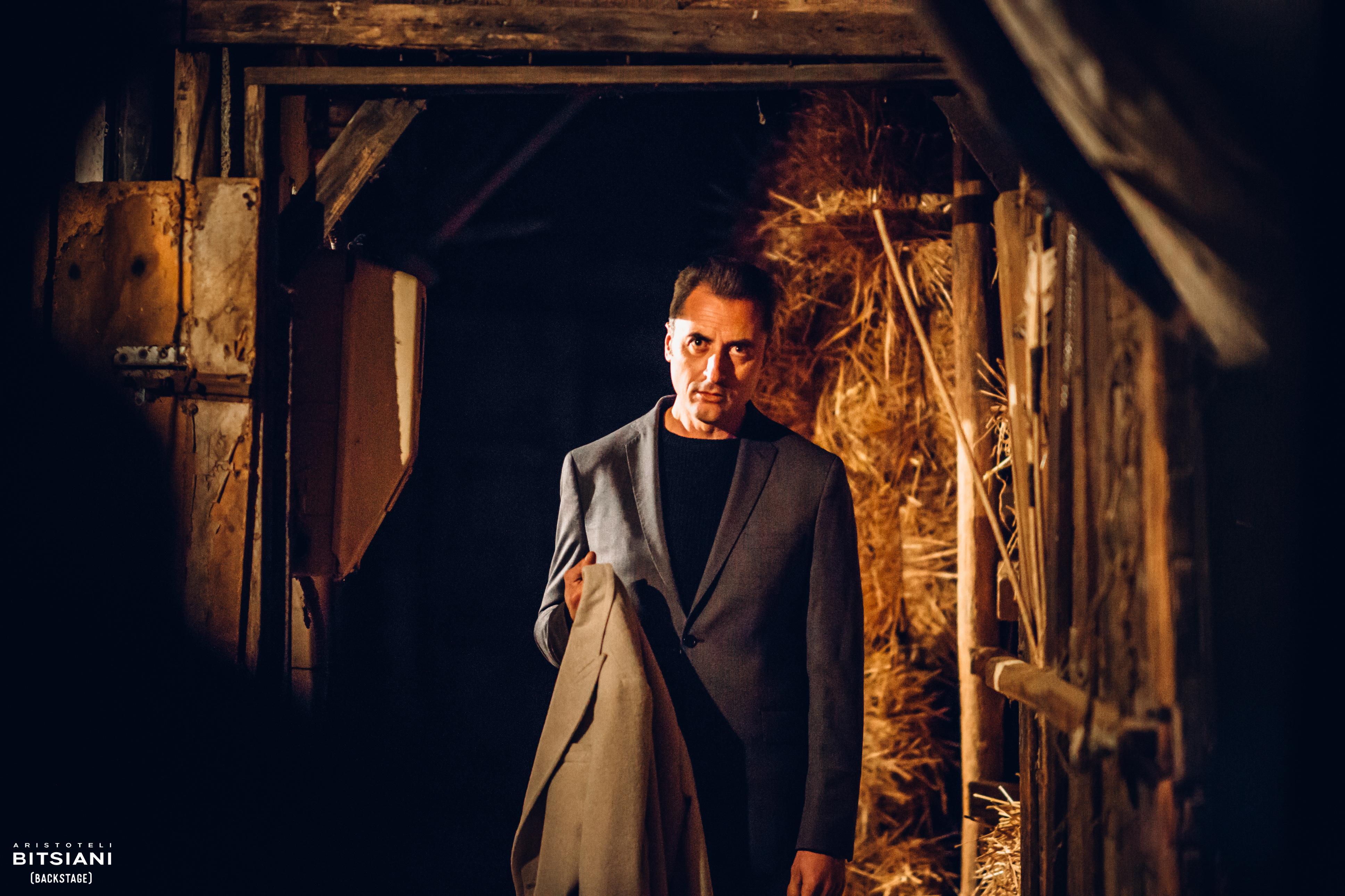 Steve Ketner - Backstage - Heritage - Aristoteli Bitsiani