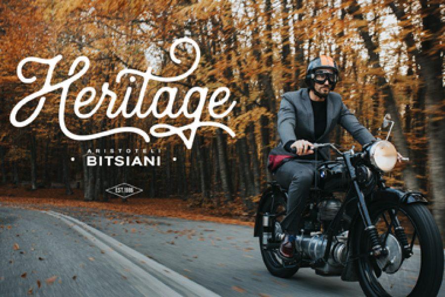 Heritage – Aristoteli Bitsiani
