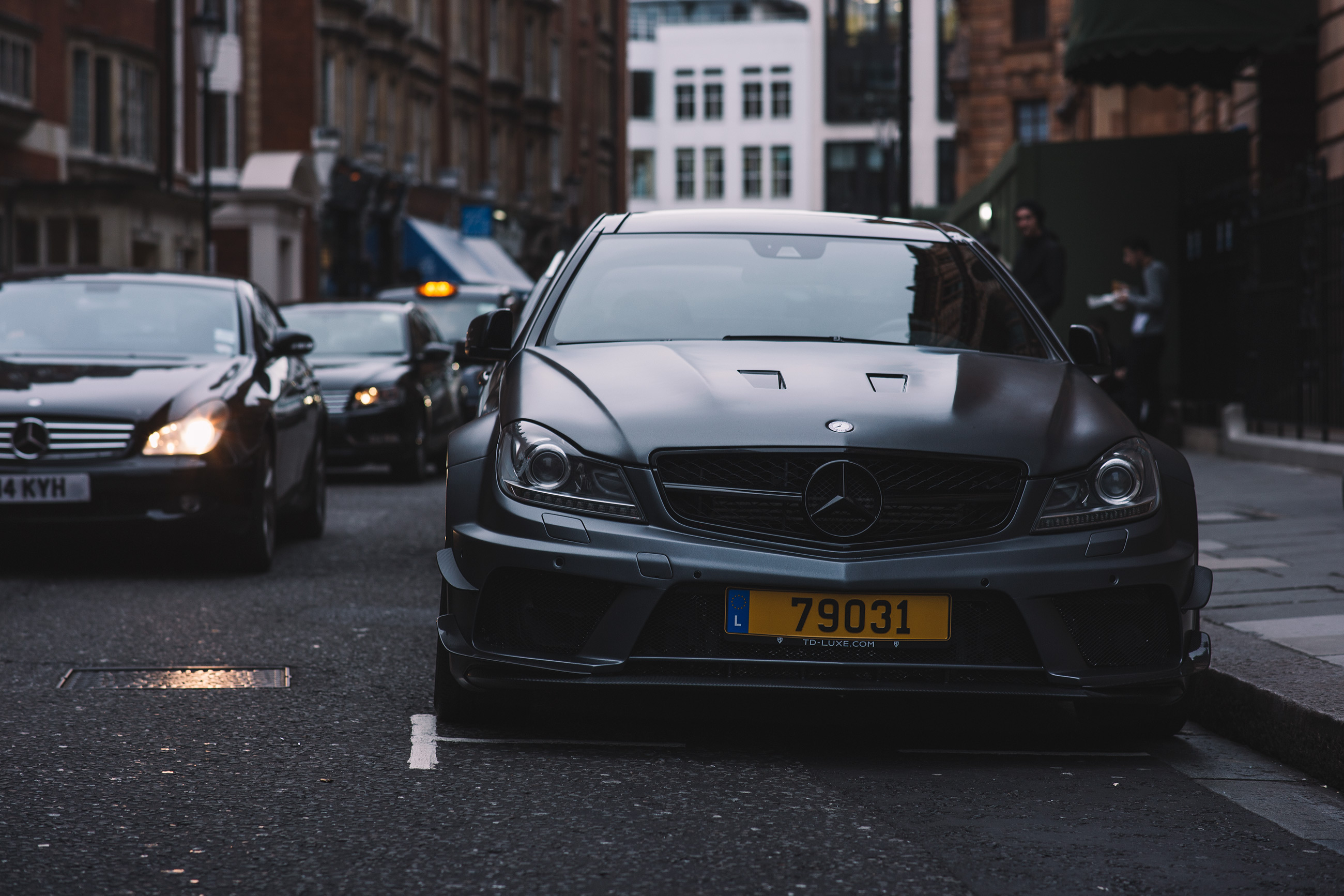 50 shades of C63 - TD Luxe