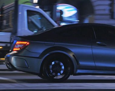 50 shades of C63 – TD Luxe