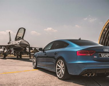 APR Tuned Audi S5 – F16 Fighter