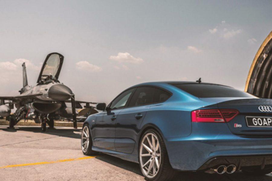 APR Tuned Audi S5 – F16 Fighter