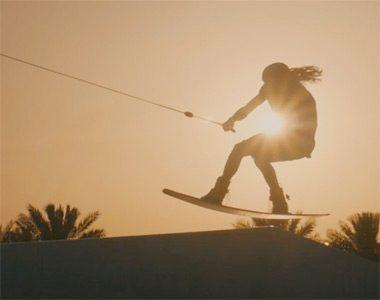 Bill Spy Wakeboarding – Al Forsan Cable Park