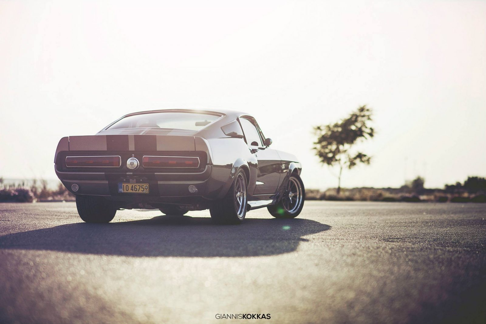 Greek Shelby Mustang GT500 - Eleanor