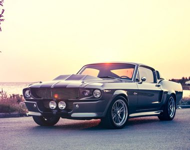 Greek Shelby Mustang GT500 – Eleanor