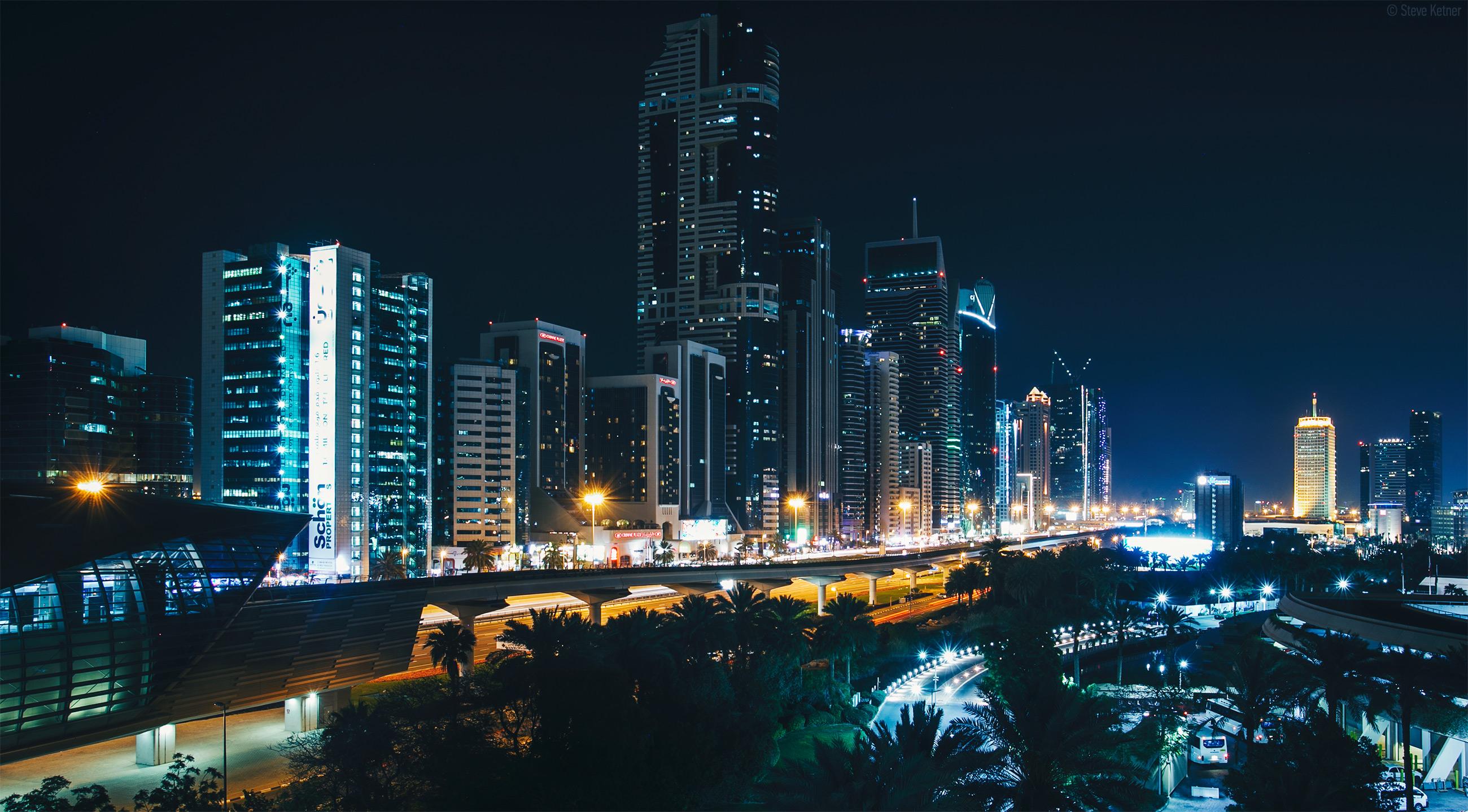 Steve Ketner - Dubai Downtown