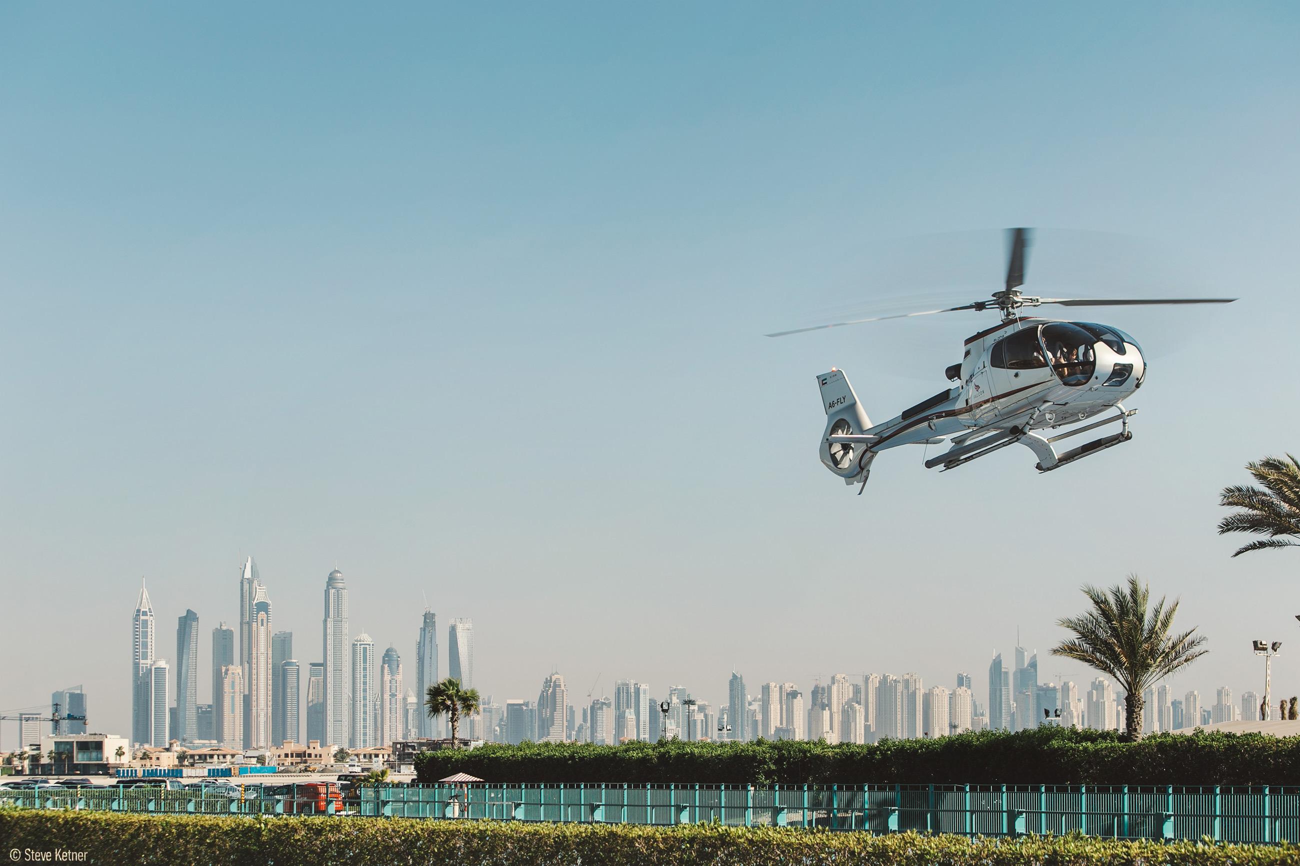 Steve Ketner - Palm Jumeirah, Dubai