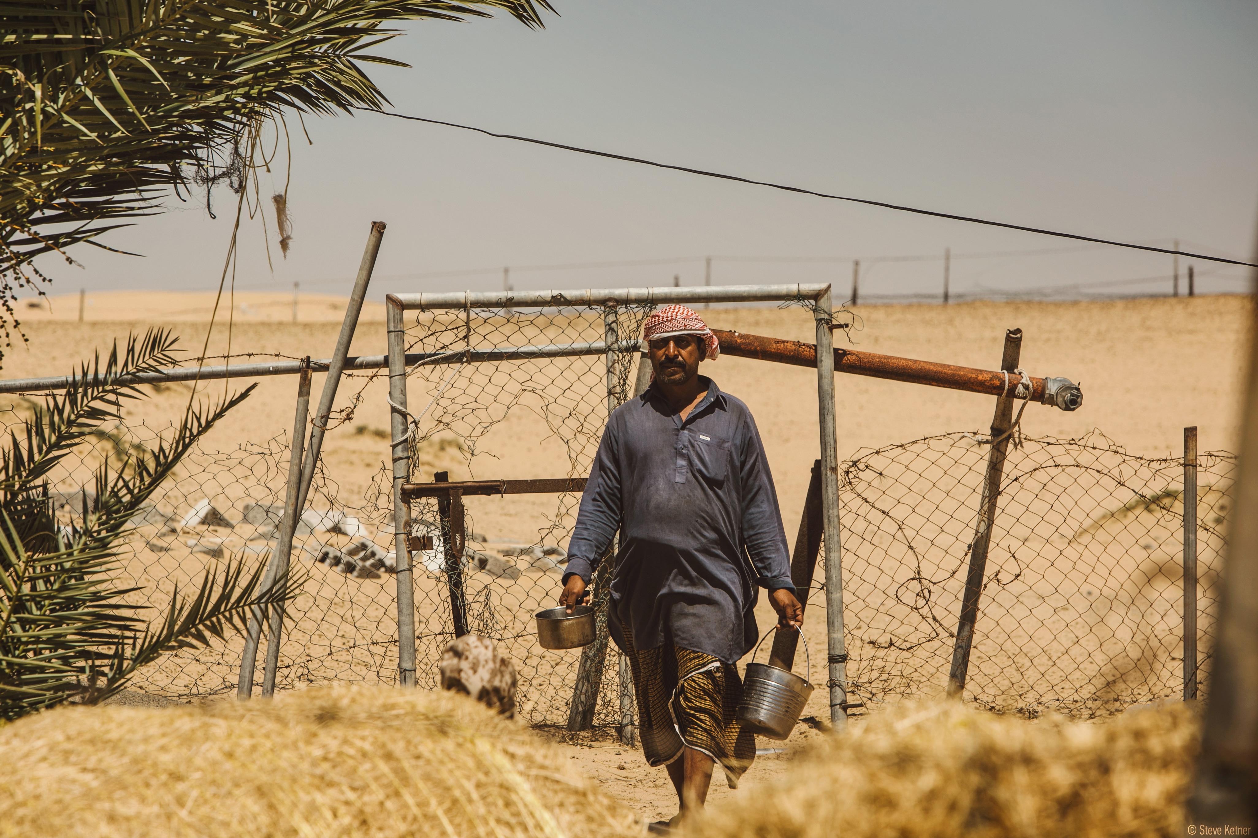 Steve Ketner - Sharjah desert, UAE