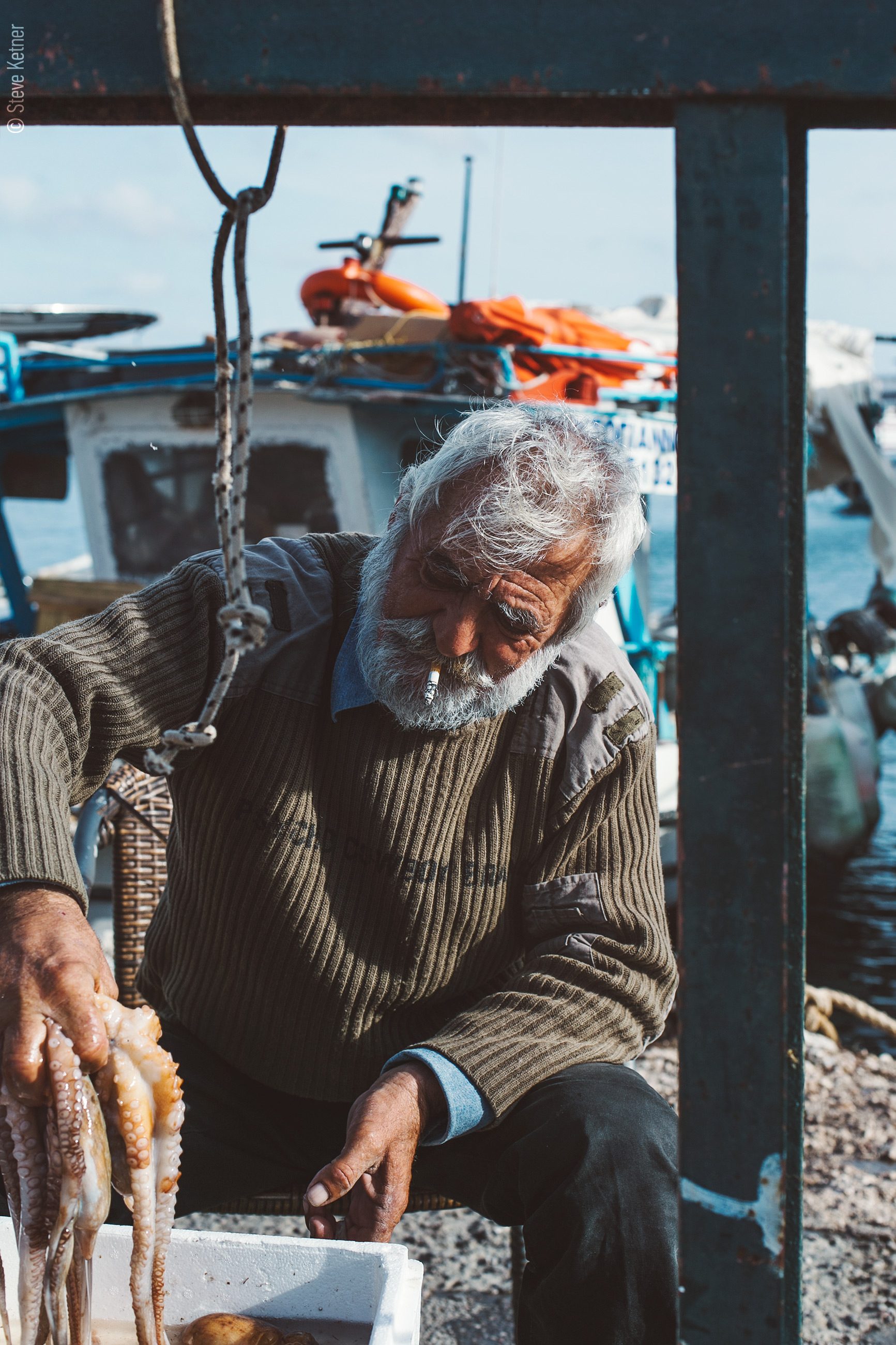 Steve Ketner - Varkiza, Greece