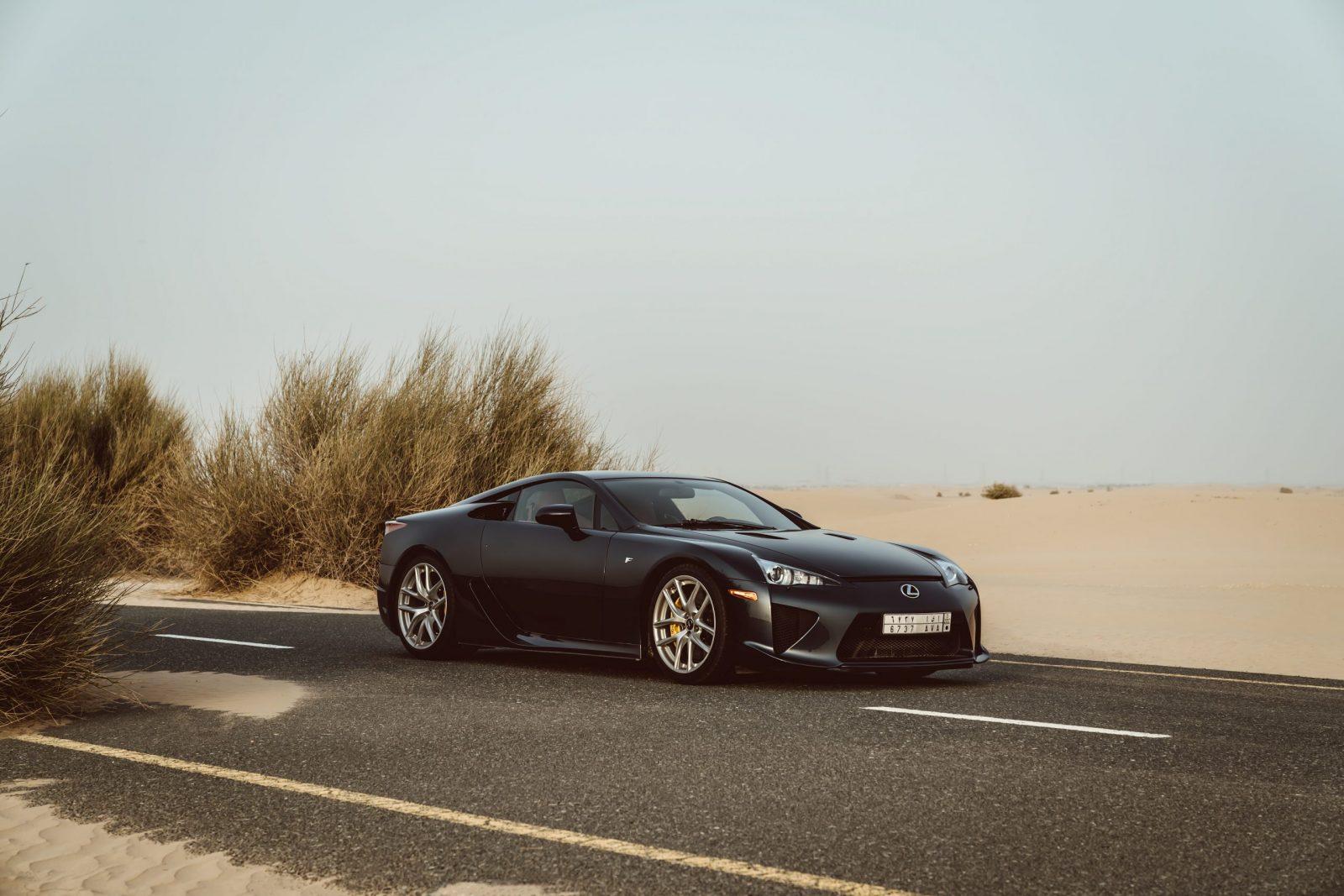 Lexus - LFA