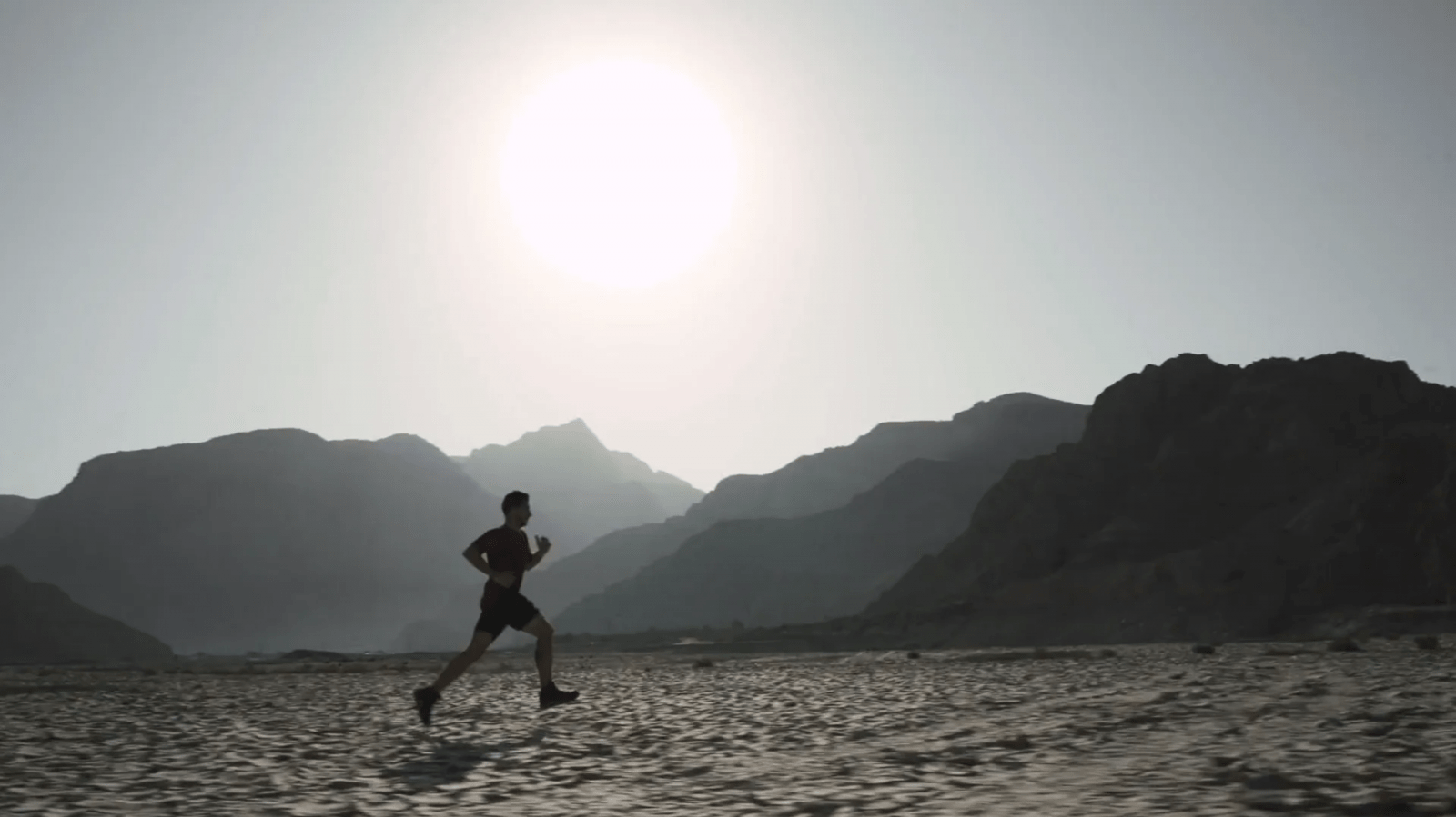 Trial Running | Sun & Sand Sports